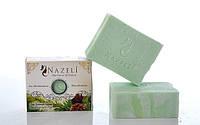 Натуральное оливковое мыло с кедровым маслом 125 г