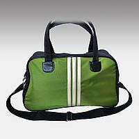 Женская сумка для спорта, 26*46*18 см, зеленая