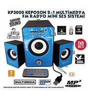 Компьютерные Колонки KP3000