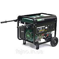 Бензиновый генератор Iron Angel EG5500E (5,5 кВт, 1ф, ел. запуск)