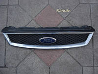 Решетка радиатора хромированная Форд Фокус Ford Focus 2004-2011