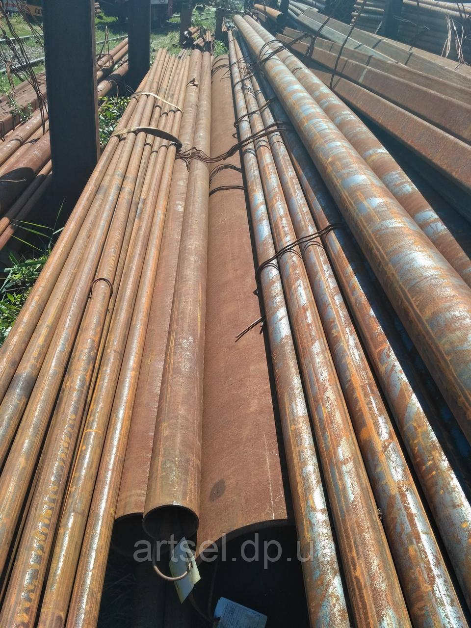 Труба стальная ГОСТ 8734-75 ф. 34х5,5