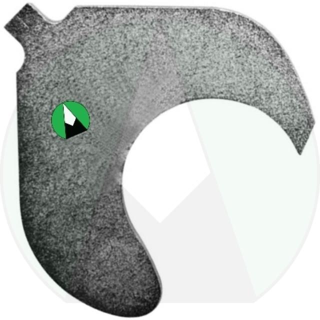 Очиститель шпагата пресс подборщика John Deere 456 | BP14503 JOHN DEERE