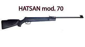 Пневматическая винтовка Hatsan Magnum MOD 70
