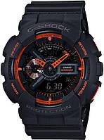 Мужские часы CASIO G SHOCK GA-110TS-1A4ER, фото 1