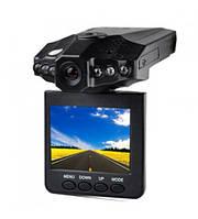Автомобильный видеорегистратор H198 HD DVR 2.5 LCD