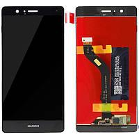 Дисплей Huawei P9 Lite хуавей (VNS-L21)/G9 Lite с тачскрином в сборе, цвет черный