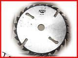 Пильный диск. с подрезными ножами. 450х50х24+6. Пильный диск по дереву. Циркулярка. Дисковая пила.Диск пильный, фото 5