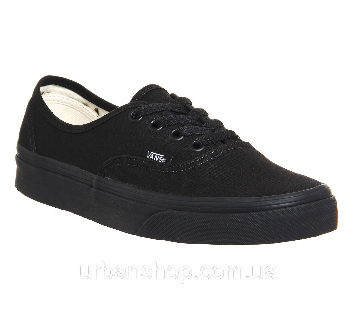 Кеди Vans Authentic Mono Black