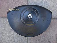 Подушка безопасности водительская Рено Меган 2 Renault Megane 2