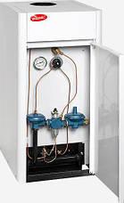 Котел газовий 24В кВт(авт. КАРЕ) Данко двоконтурний, фото 2