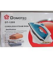 Утюг электрический беспроводной Domotec DT-1205