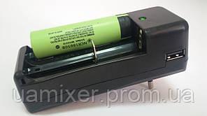 Зарядное устройство HD-0688 для Li-Ion аккумуляторов типа 18650/14500/16340 (2 канала)