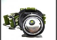 Налобный фонарь Bailong BL–6807