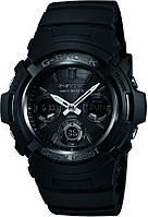 Мужские часы CASIO G SHOCK AWG-M100B-1AER, фото 1
