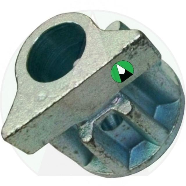 Шестерня пальца аппарата вязального Z 7 большая пресс подборщика John Deere 468   E43527 JOHN DEERE