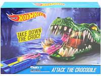 Трек Hot Wheel Укус крокодила 2698