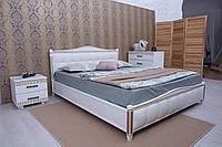 Кровать Прованс белая из массива