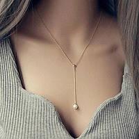 Ожерелье оригинальное с подвеской