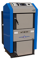 Котел пиролизный с газификацией древесины АтмосAtmos DC20GS