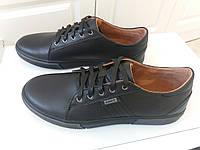 Мужские туфли осенние