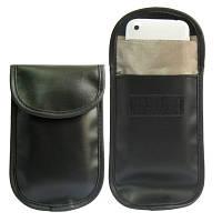 Чехол для мобильного телефона с блокированием сигнала, Сумочка-подавитель мобильного сигнала, код: 0201