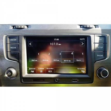 RCD 330 MQB VW/Skoda Plus CAN CarPlay, фото 2