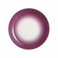 Десертная тарелка Winter Fizz Purple , 20,5 см Luminarc J7835, фото 1