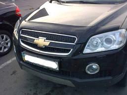 Дефлектор капота EGR Chevrolet Captiva 2006-2010