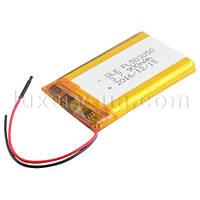 Аккумулятор литий-полимерный 503050, Li-polymer, 3,7V 900mAh (5*30*50мм)