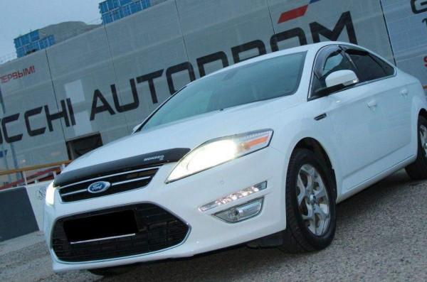 Дефлектор капота EGR Ford Mondeo 2011-2014