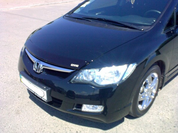 Дефлектор капота EGR Honda Civic 4D Sd 2006-2011