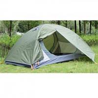 Туристическая палатка 4-х местная (17811) однослойная