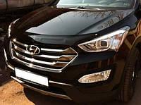 Дефлектор капота EGR Hyundai Santa Fe 2012- /Grand Santa Fe 2013-