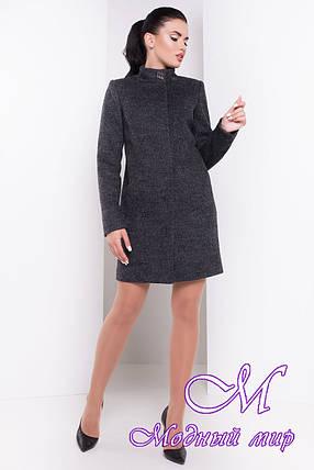 Женское классическое осеннее пальто (р. S, M, L) арт. Сплит 1615 - 16544, фото 2