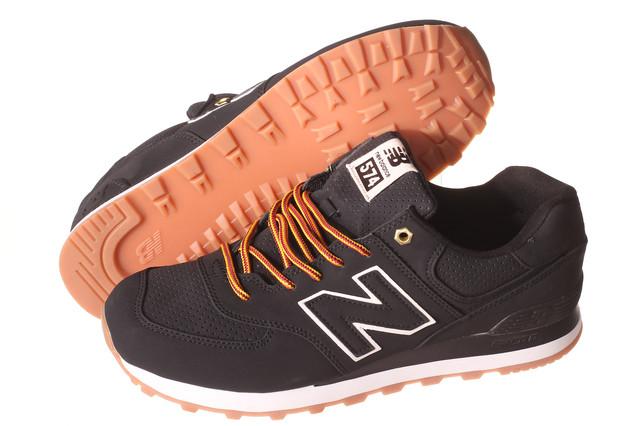 Кроссовки мужские New Balance 574 черные