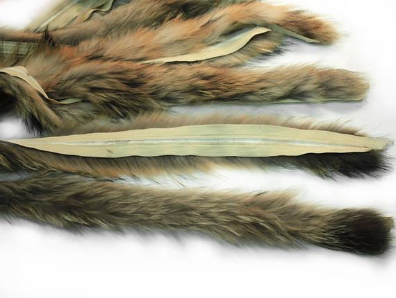 Опушка енот 70 см., фото 2