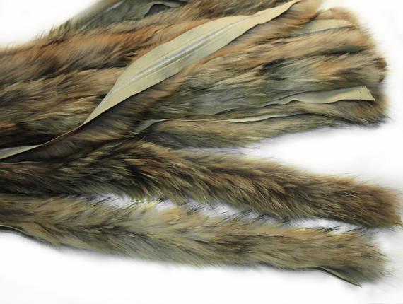 Опушка енот 75 см., фото 2