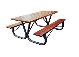 Комплект - стіл для пікніка.