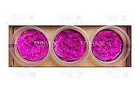 Пионовидная роза стабилизированная Кабукиза фуксия