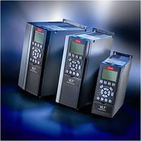 Ремонт преобразователей частоты ф. Danfoss VLT AQUA Drive FC202