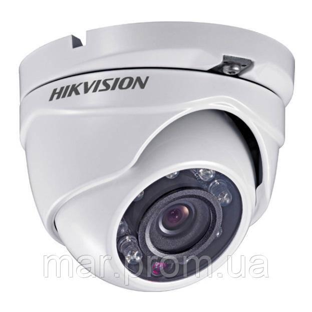 Turbo HD видеокамера. 1.0 Мп, DS-2CE56C0T-IRMM (3.6)