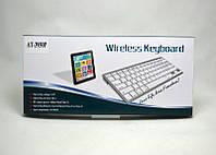 Bluetooth клавиатура для планшетов, смартфонов и пк AT-3950