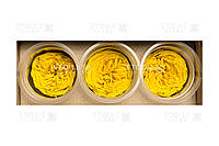 Пионовидная роза стабилизированная Кабукиза желтая