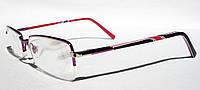 Очки для коррекции зрения SHENIIE 233-1 (рмц 58-60)  (вставка Изюмское стекло)
