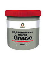 Пластичная смазка Comma High Performance Bearing Grease 0,5Kg