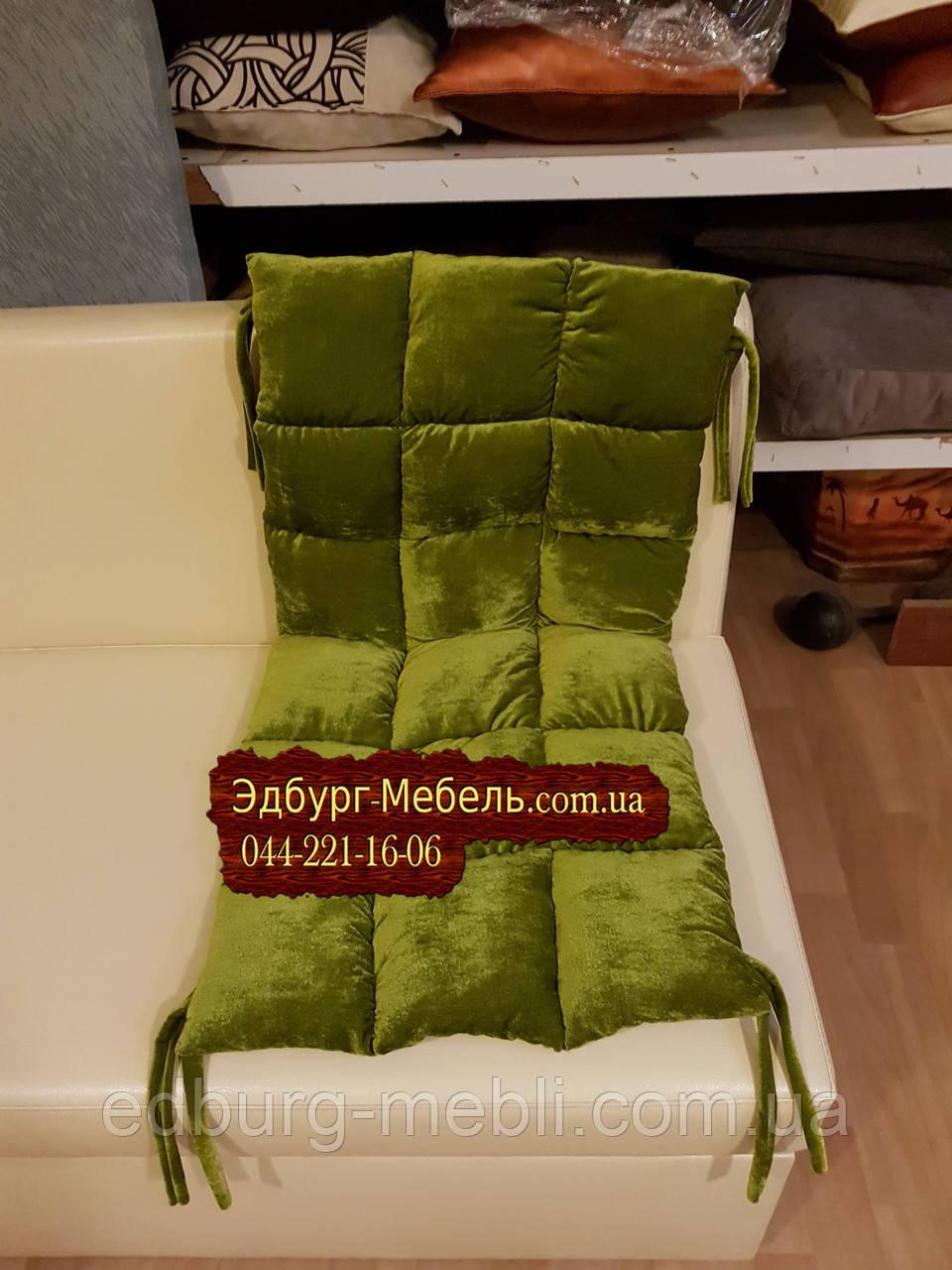 Подушка на стул, кресло, диван на заказ