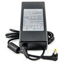Блок питания к ноутбуку PowerPlant HP 220V, 18.5V 90W 4.9A (5.5*2.5) (HP90E5525)