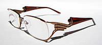 Очки для коррекции зрения HAOMAI 83070 (рмц 62)  (вставка Изюмское стекло)