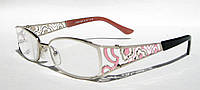 Очки для коррекции зрения COMFORT 972 (рмц 58) (вставка Изюмское стекло)